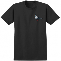 AH LS TEE LIL PIGEON BLK M - Click for more info