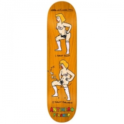 AH DECK POROUS PFANNER 8.18 - Click for more info