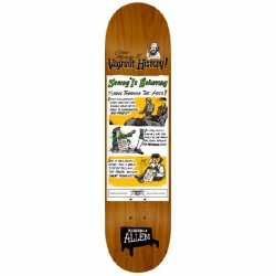 AH DECK VAGRNT HSTRY ALLN 8.43 - Click for more info