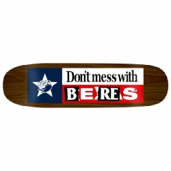 AH DECK DONT MESS BERES 8.63 - Click for more info