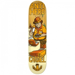 AH DECK WHERE NOW CARDIEL 8.18 - Click for more info