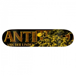 AH DECK BURNINGRUBBER DAAN 8.2 - Click for more info