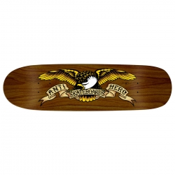 AH DECK SHAPED EAGLE BRN 8.86 - Click for more info
