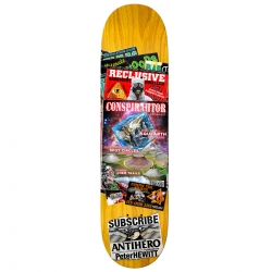 AH DECK BACK ISSUES HEWITT 8.7 - Click for more info