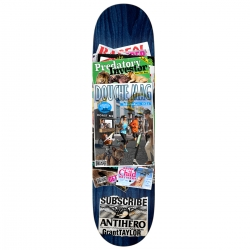 AH DECK BACK ISSUES TAYLOR 8.5 - Click for more info