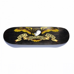 AH DECK SHAPED EAGLE OV BK 8.5 - Click for more info