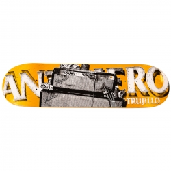 AH DECK TURNED UP TRUJILLO 8.1 - Click for more info