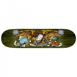 AH DECK PUMPING FEATHERS 8.5 - Click for more info