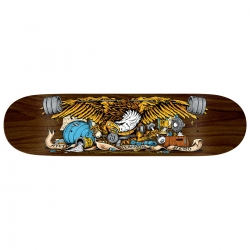 AH DECK PUMPING FEATHERS 9.0 - Click for more info