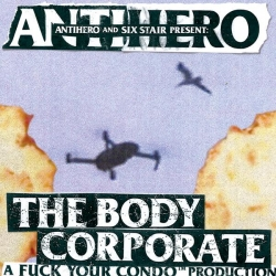 AH DVD THE BODY CORPORATE - Click for more info