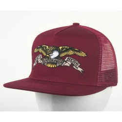 AH CAP TRKR EAGLE EMB BURG - Click for more info