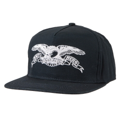 AH CAP ADJ BASIC EAGLE NVY/WHT - Click for more info