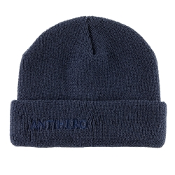 AH BEANIE BLACKHERO LONG NVY - Click for more info