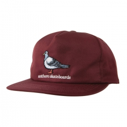 AH CAP ADJ PIGEON SNAP MRN - Click for more info