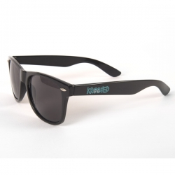 KRK SUNGLASSES EYES BLK/BLU - Click for more info