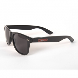 KRK SUNGLASSES EYES BLK/RED - Click for more info
