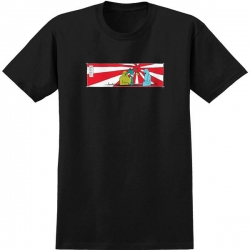 KRK TEE RISING SON GONZ BLK L - Click for more info
