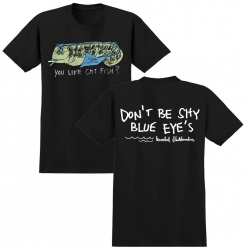 KRK TEE CAT FISH BLK XL - Click for more info