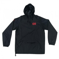 KRK JKT EYES PACKABLE BLK L - Click for more info