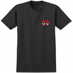 KRK TEE EYES BLK M - Click for more info