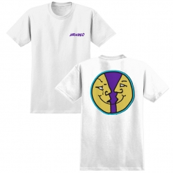 KRK TEE MOONSMILE 2 WHT/PUR XL - Click for more info