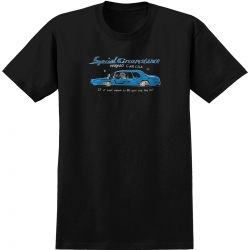 KRK TEE CAR CLUB BLK/BL M - Click for more info