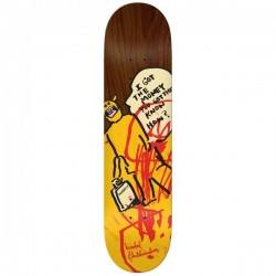 KRK DECK KNOW HOW WORREST 8.4 - Click for more info