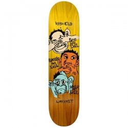 KRK DECK NOSEEO WORREST 8.06 - Click for more info