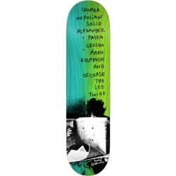 KRK DECK ZIROX POEM CRMR 8.18 - Click for more info