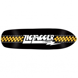 KRK DECK ZAGGER CLSC BLK 8.6 - Click for more info