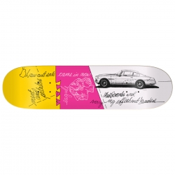 KRK DECK EFFISHANT GONZ 8.62 - Click for more info