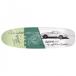 KRK DECK EFFISHANT GONZ 9.87 - Click for more info