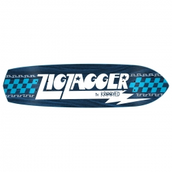 KRK DECK ZIP ZAGGER RGB 8.62 - Click for more info