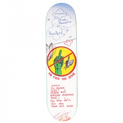KRK DECK NOFU ZONE GONZ 8.62 - Click for more info