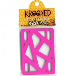 KRK RISER FL PNK 1/8 - Click for more info