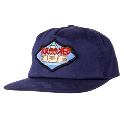 KRK CAP ADJ ARKETYPE NVY - Click for more info