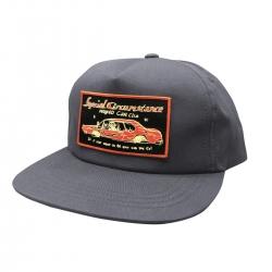 KRK CAP ADJ CAR CLUB CHR - Click for more info