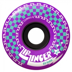 KRK WHL ZINGER PURPLE 54MM - Click for more info