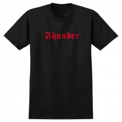 THU TEE EVIL BLK/RED L - Click for more info