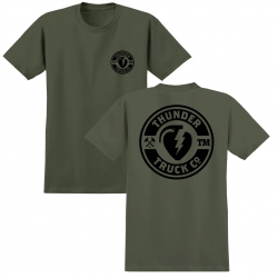 THU TEE MAINLINE GRN/BLK L - Click for more info