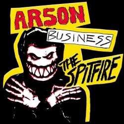 SF STKR ARSON BUSINESS 10PK - Click for more info