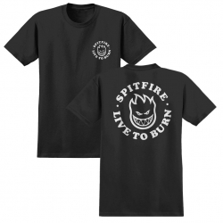 SF TEE LTB BIGHEAD BLK M - Click for more info