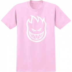 SF LD TEE BIGHEAD PINK L - Click for more info