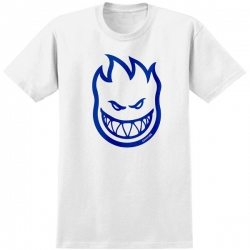 SF TEE BIGHEAD WHT/RYL L - Click for more info