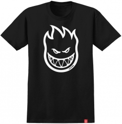 SF TEE BIGHEAD BLK/WHT S - Click for more info