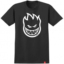 SF TEE BIGHEAD BLK/WHT M - Click for more info