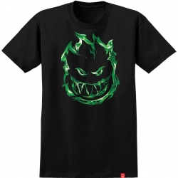 SF TEE 451 BLK/GRN XL - Click for more info