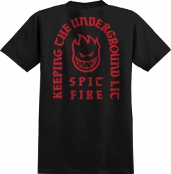 SF TEE STDY RCKN BGHD BLK/RD S - Click for more info