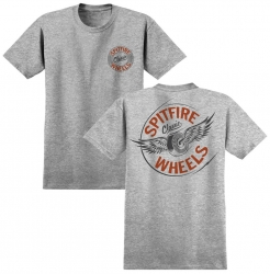 SF TEE FLYING CLSSC ATH/BRN L - Click for more info