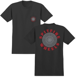 SF TEE PKT OG CLSC BLK S - Click for more info